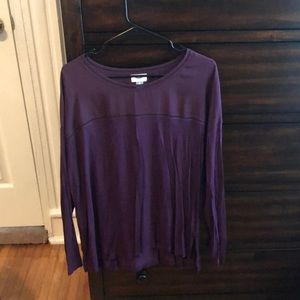 Old navy purple top